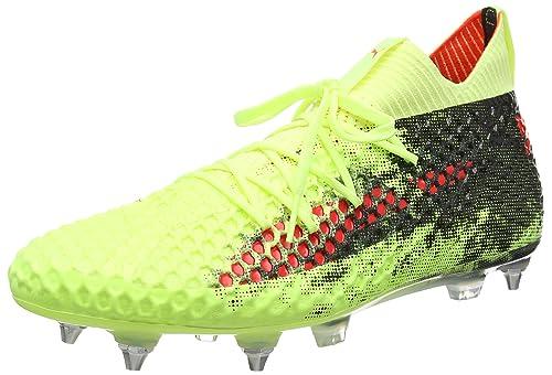 b557802e2d4c Puma Men s Future 18.1 Netfit Mx Sg Football Boots  Amazon.co.uk ...