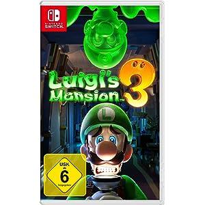 Nintendo Luigi's Mansion 3 - [Nintendo Switch]