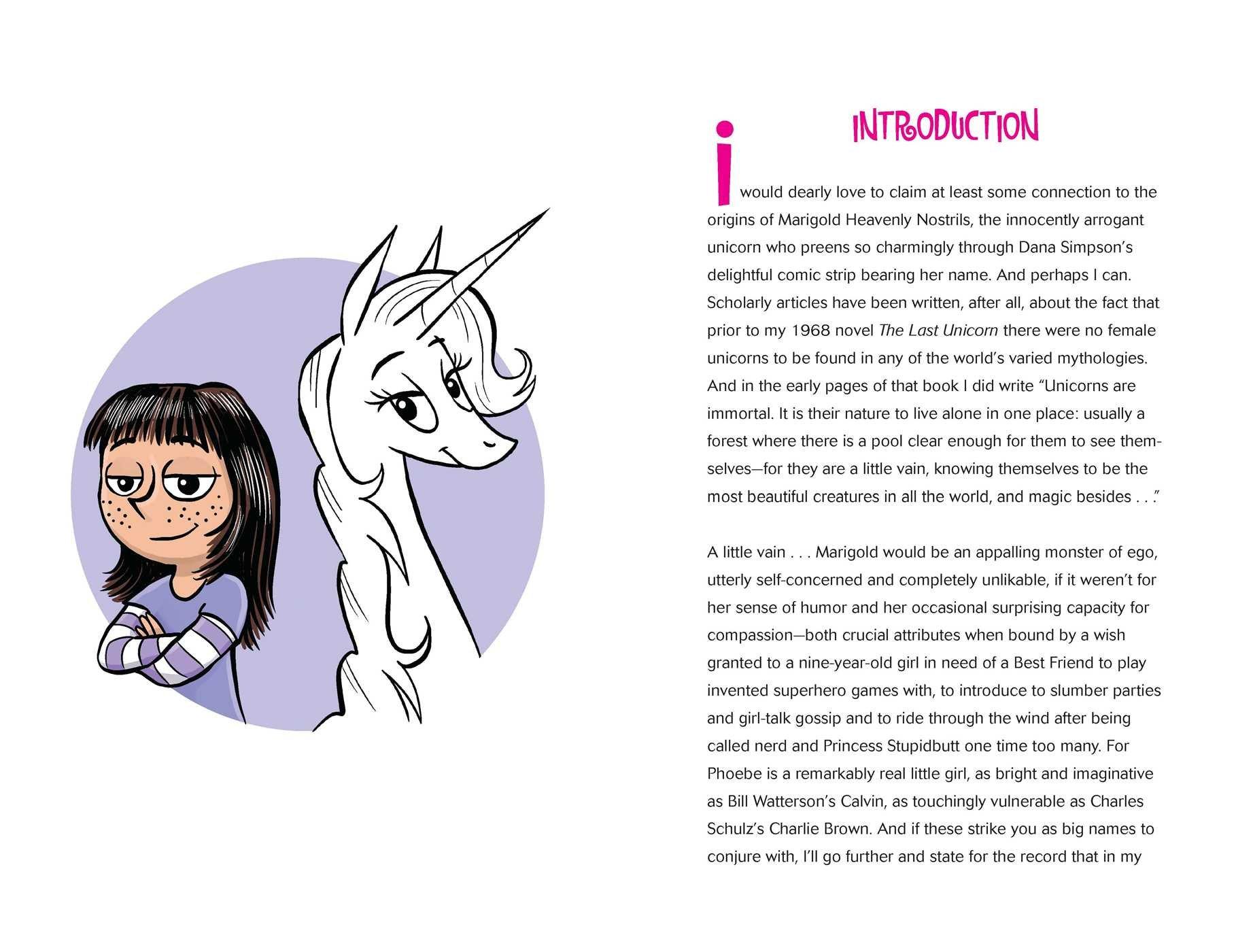 phoebe and her unicorn phoebe and her unicorn series book 1