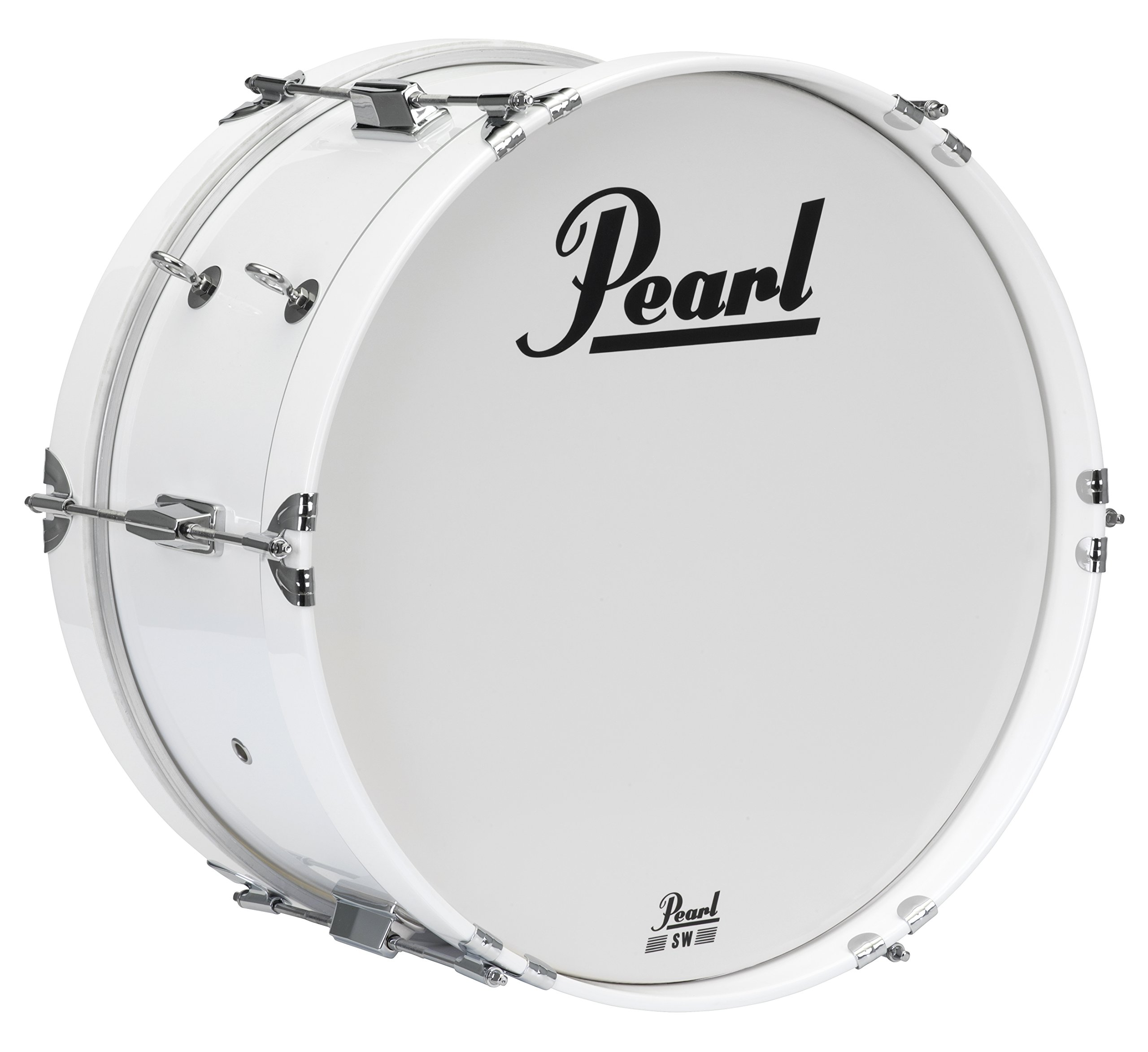 Pearl MJB1608/CXN33 16''x8'' Junior Marching Bass Drum & Carrier by Pearl (Image #2)