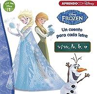 Frozen. Un Cuento Para Cada Letra: R/rr H B V