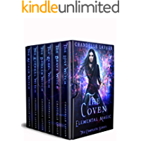 Elemental Magic: The Complete Series (The Coven) book cover