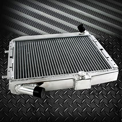 42MM ALUMINUM ALLOY RADIATOR FOR RENAULT 5 SUPER 5/R5 9/11 GT TURBO
