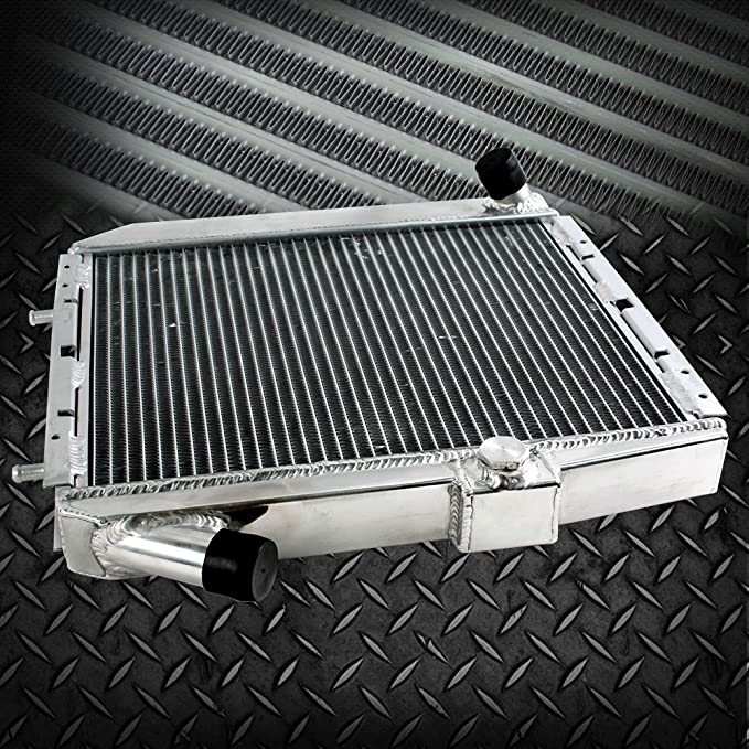Amazon.com: 42MM Aluminum Radiator For RENAULT 5 SUPER 5/R5 9/11 GT TURBO AT 1985-1991: Automotive