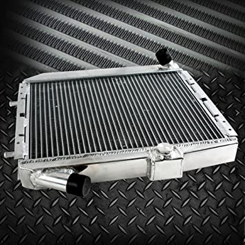 42MM Aluminum Radiator For RENAULT 5 SUPER 5/R5 9/11 GT TURBO AT