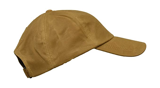 Men's Vintage Workwear – 1920s, 1930s, 1940s, 1950s Wax Baseball Cap 100% Waxed Cotton One-Size $19.99 AT vintagedancer.com