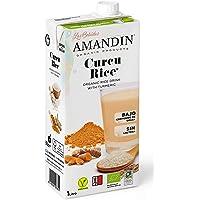 AMANDIN Curcurice Bebida Ecológica De Arroz Con Cúrcuma