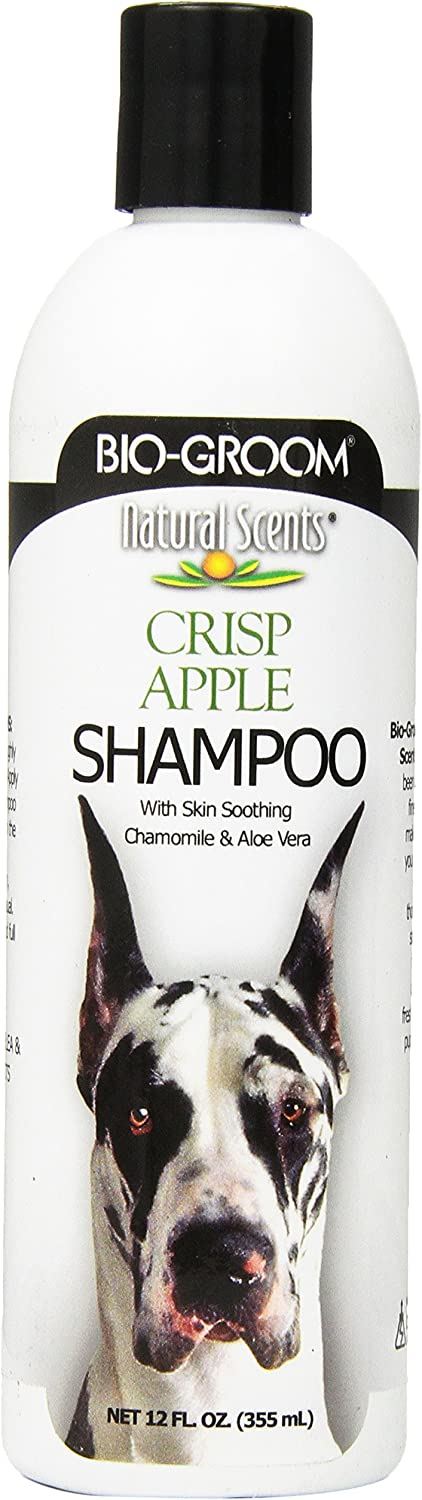 Bio-groom Natural Scents Crisp Apple Shampoo | Available in 2 Sizes