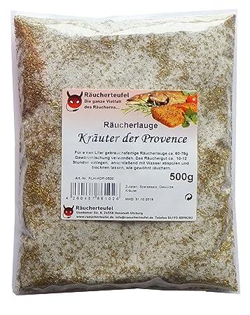 R/äucherteufel R/äucherlauge Kr/äuter-Garten 500g