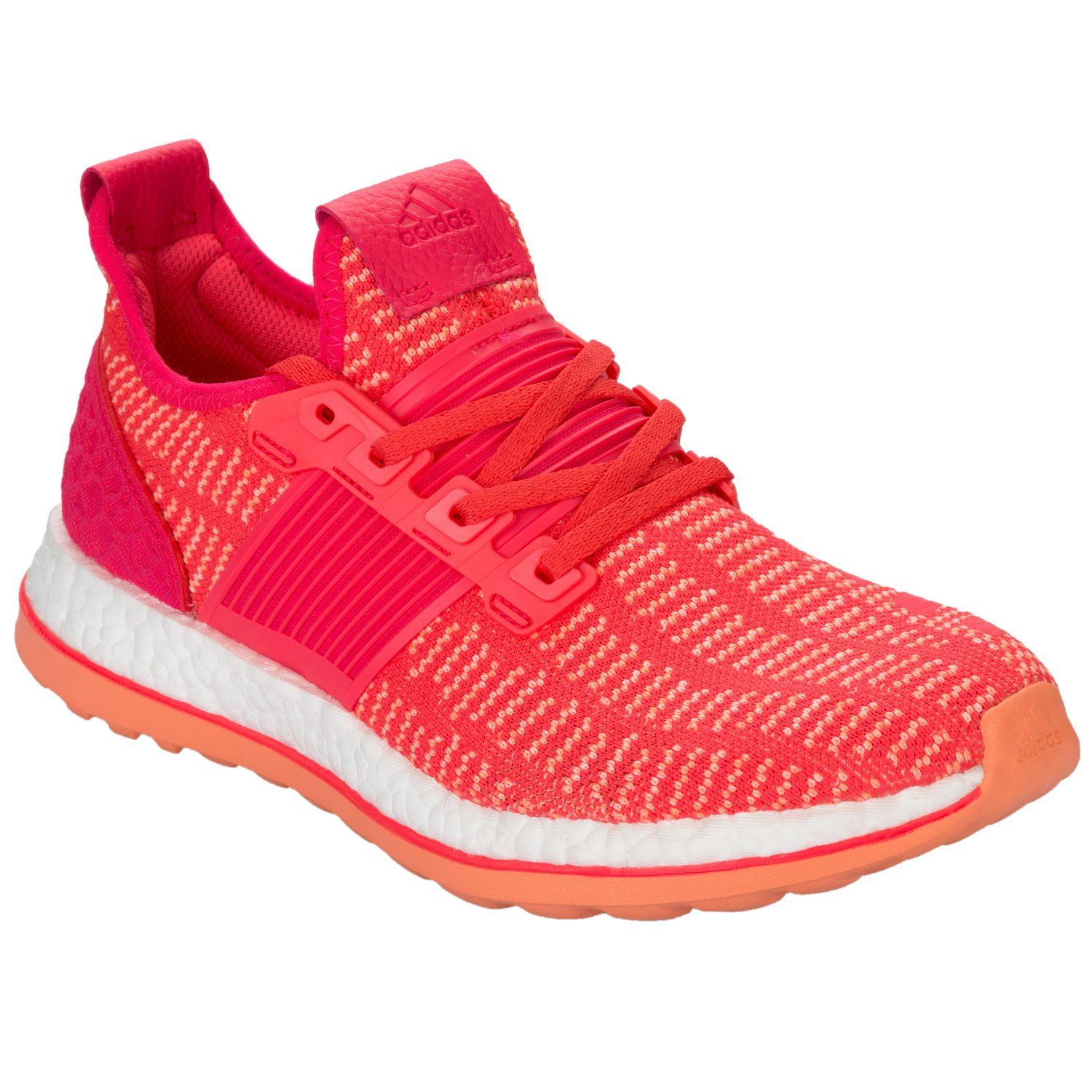 adidas Damen ZX Flux ADV Smooth Slip-on, Orange  41 1/3 EU|Rot