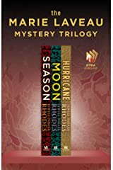 The Marie Laveau Mystery Trilogy: Season, Moon, and Hurricane Kindle Edition