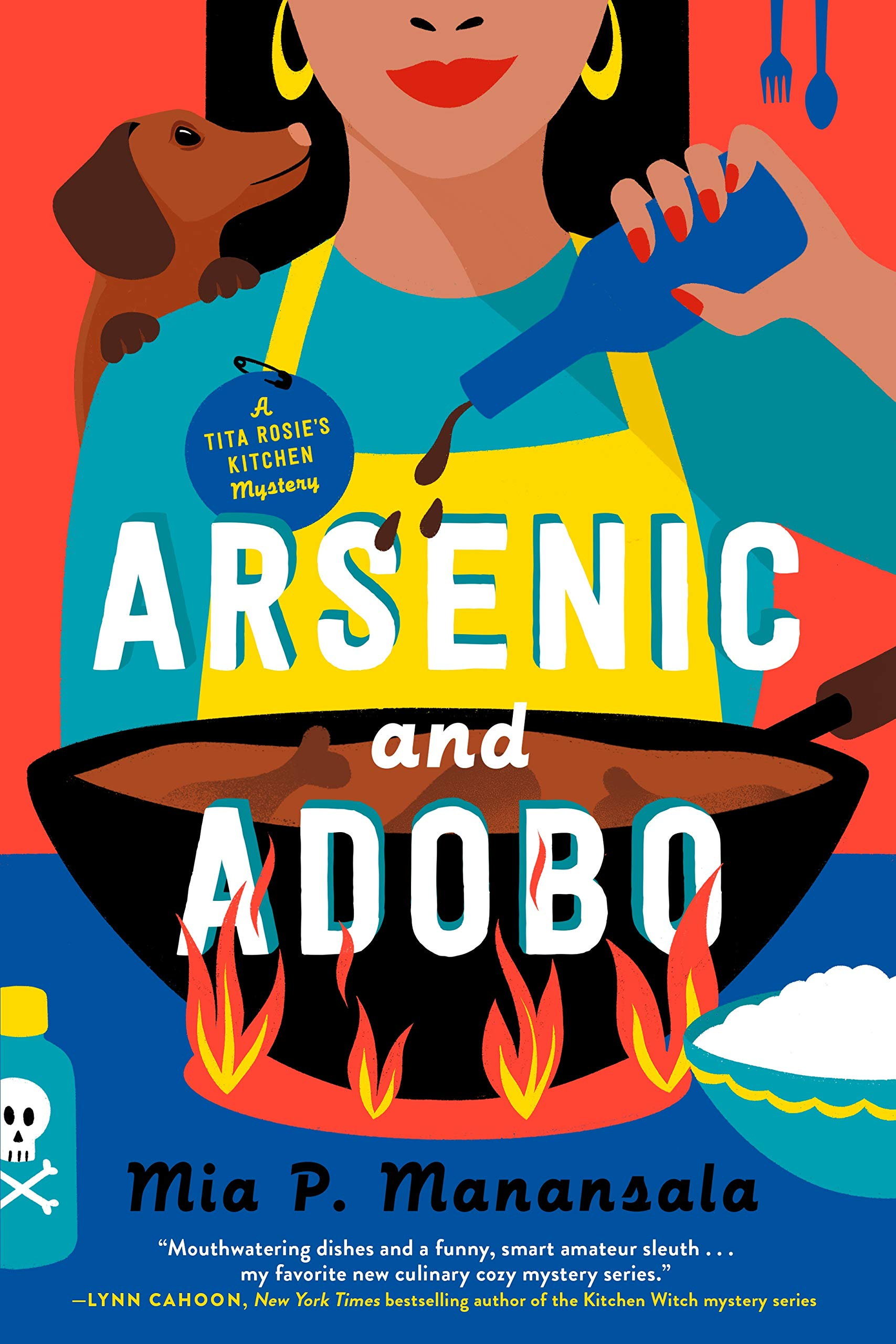 Amazon.com: Arsenic and Adobo (A Tita Rosie's Kitchen Mystery)  (9780593201671): Manansala, Mia P.: Books