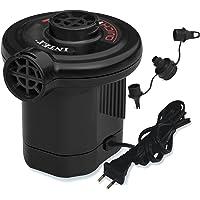 Intex 66620 Quick Fill Electric Pump - Black