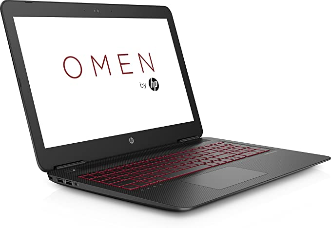 HP OMEN PC portátil by 15-ax207ns - Ordenador portátil (7ª generación de procesadores Intel® CoreTM i7, 2,8 GHz, 39,6 cm (15.6