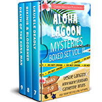 Aloha Lagoon Mysteries Boxed Set Vol. III (Books 7-9)