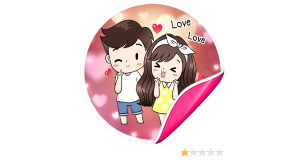 Amazon Com Cute Couple Packs For Whatsapp Wastickerapp Apps Games