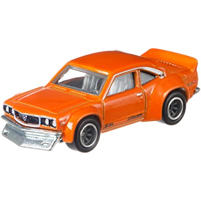 Hot Wheels Mazda RX-3 Vehicle: Toys & Games