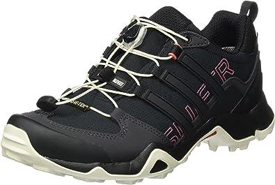 adidas Terrex Swift R GTX, Chaussures de Randonnée Basses garçon