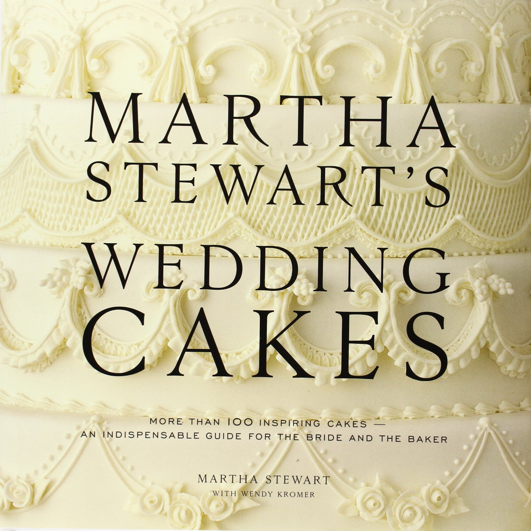 Martha Stewarts Wedding Cakes More Than 100 Inspiring CakesAn
