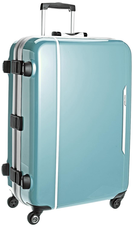 [プロテカ] Proteca 日本製スーツケース レクト 80L 3年保証付き B00TTHHPIA スカイブルー スカイブルー