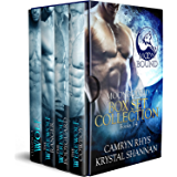 Moonbound Series (Books 1-4): Boxed Set