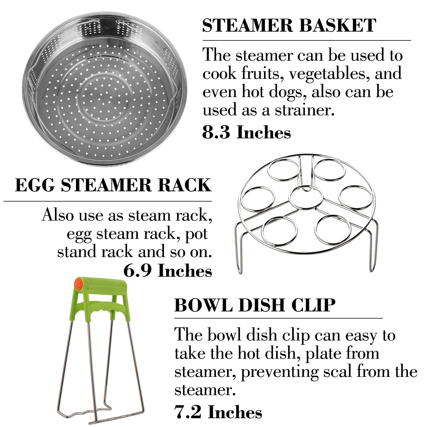 Vencer Deluxe Modern Spiraling Design Metal Freestanding Egg Skelter / Dispenser Rack (Black) VKO-001 COMINHKPR150742