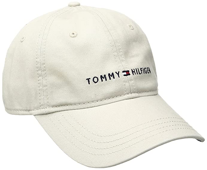 Logo Embroidery Cotton Cap - Sales Up to -50% Tommy Hilfiger siFbQQ9j