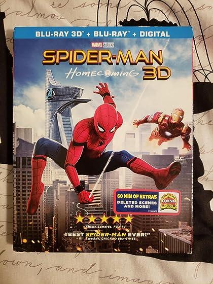 Spider-Man: Homecoming (Plus Bonus Content) Awesome Movie