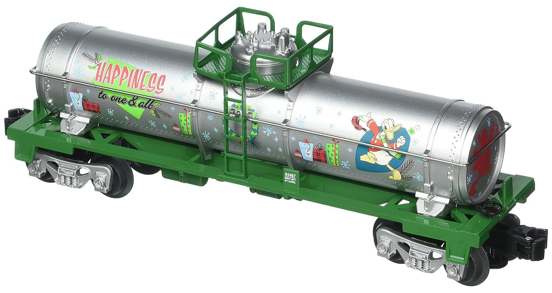 Lionel Donald Duck Holidayタンク車列車 B06XDG6YTX