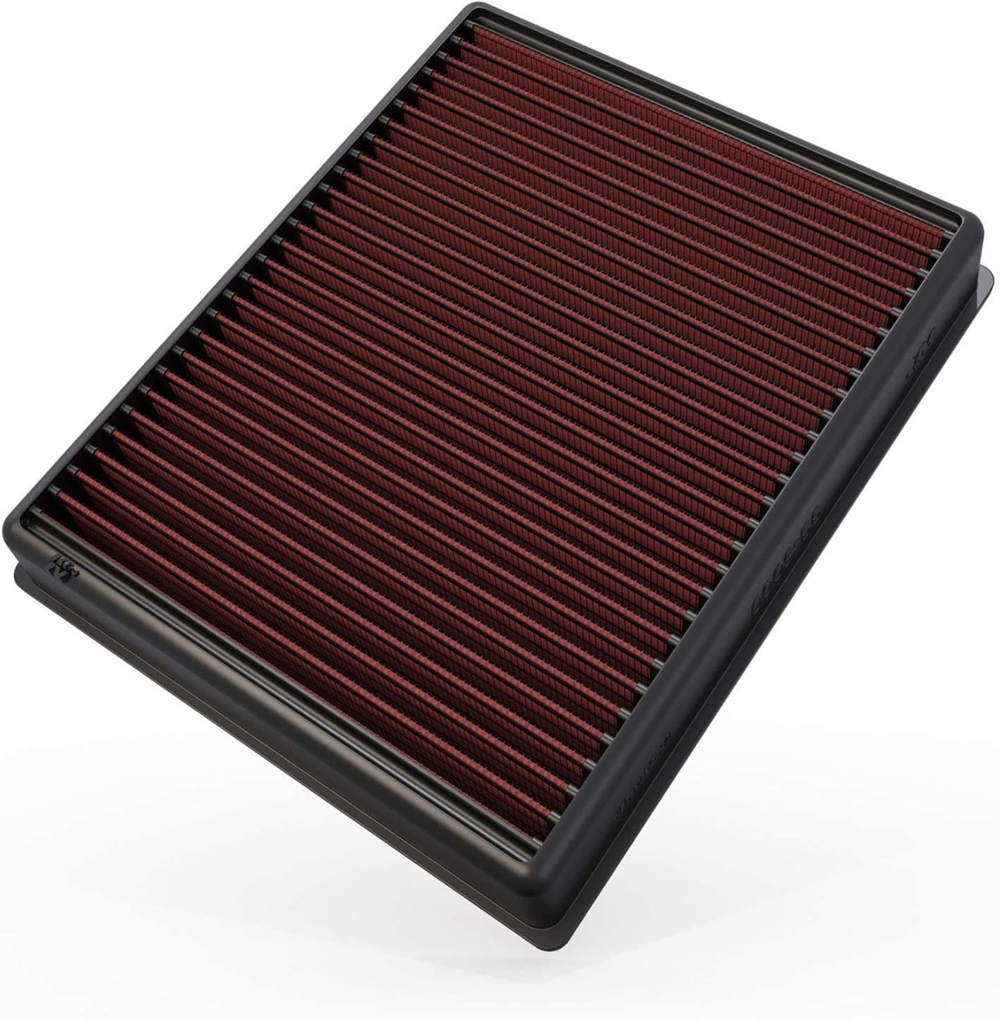 K&N Engine Air Filter: High Performance, Premium, Washable, Replacement Filter: 2013-2019 Ford/Lincoln (Edge, Fusion, Galaxy, Mondeo, S-Max, Continental, MKZ), 33-5000