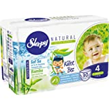 Sleepy Natural Külot Bez 4 Numara Maxi (7-14 Kg) 30 Adet