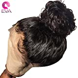 8A Brazilian Full Lace Human Hair Wigs Wet Wavy