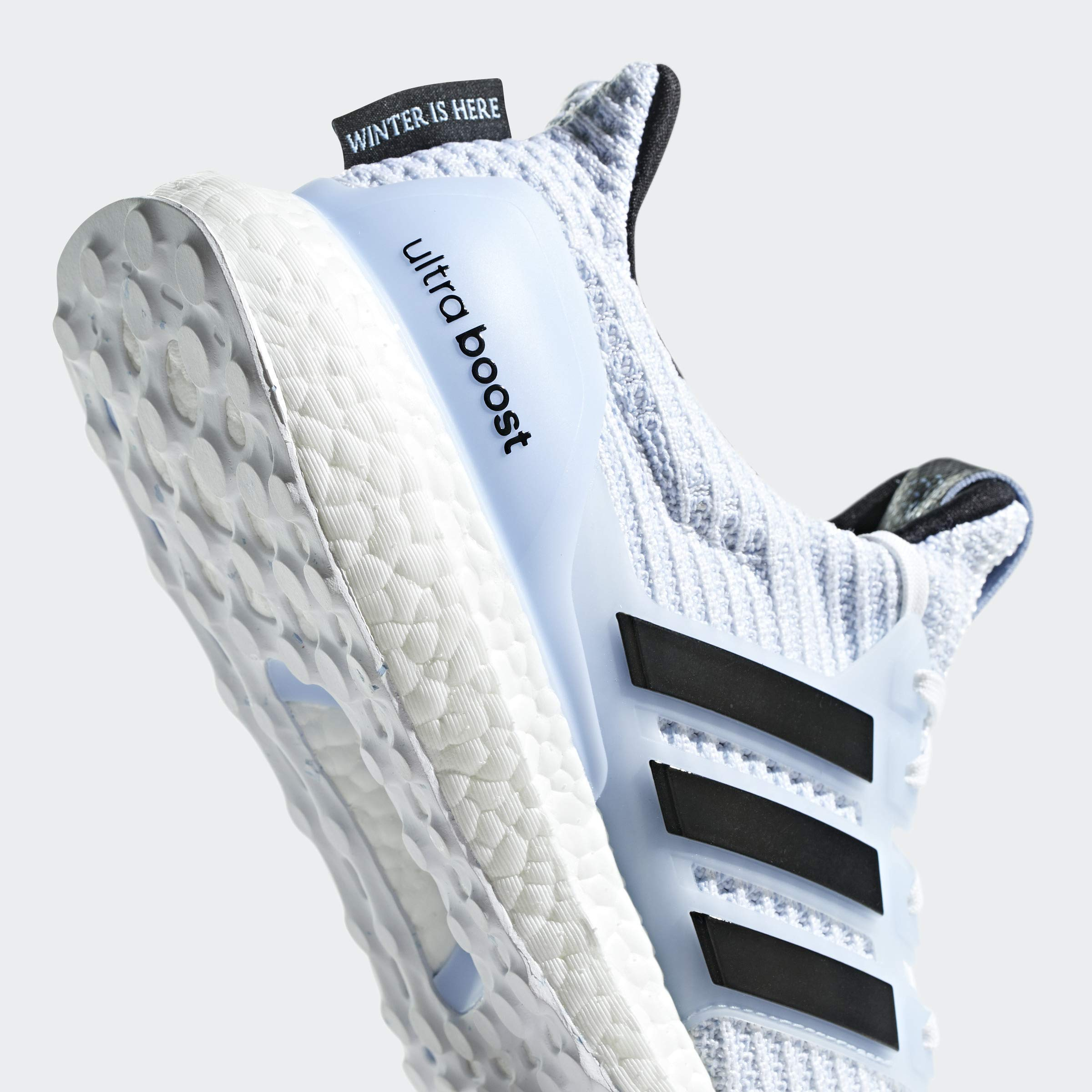 adidas x Game of Thrones Men's Ultraboost Running Shoes, White Walker, 8.5 M US by adidas (Image #2)