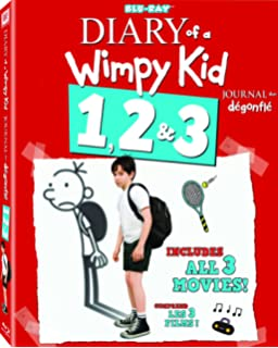 Diary of a wimpy kid 3 bilingual blu ray digital copy amazon diary of a wimpy kid triple feature bilingual blu ray solutioingenieria Image collections