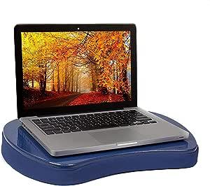 Sofia + Sam Mini Regazo | Compatible con portátiles de hasta 38.1cm, Azul, 1