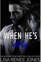 When He's Dirty (Walker Security: Adrian's Trilogy Book 1) Kindle Edition