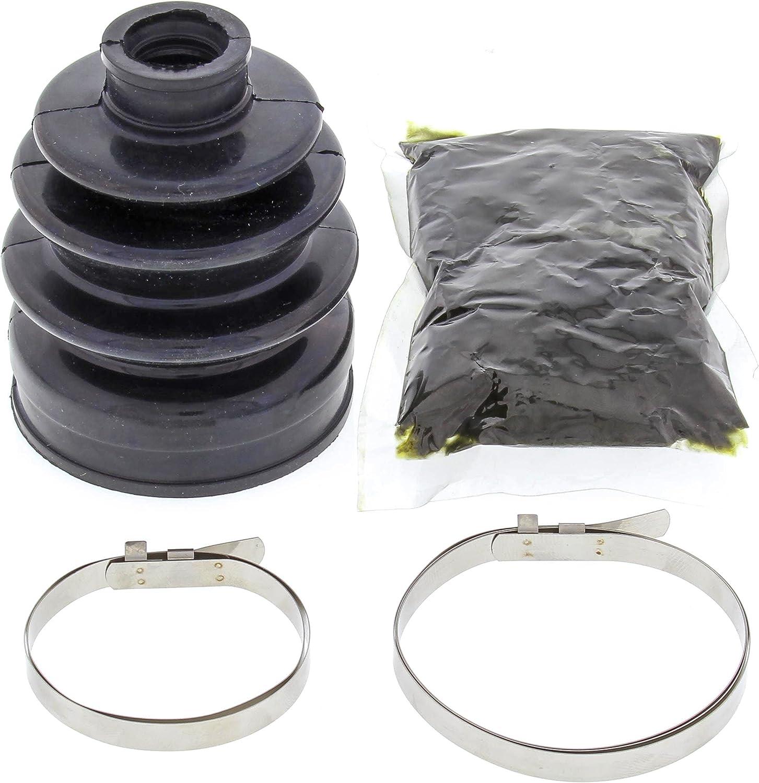 All Balls 19-5001 Black 17mm x 59mm x 86mm Long CV Boot Kit by All Balls