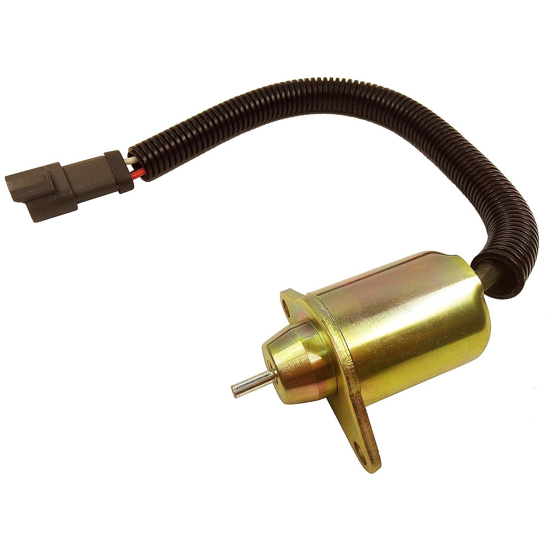 KYOPO Fuel Stop Solenoid SA-4920 SA-4564 SA-4817 1503ES-12S5SUC11S 41-6383 41-4306 for Thermo King Yanmar 482 4.82 4.82-4TNE84 KEYOPO