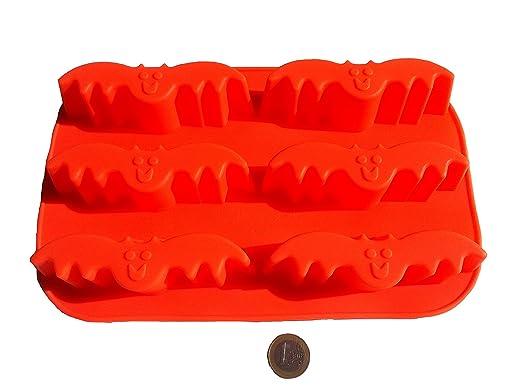 Halloween murciélago vampir molde de silicona molde de ...