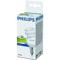 Philips Economy Twister İnce Duylu Enerji Tasarruflu Ampul, 8W Cdl E14 220-240V 1Pf/6