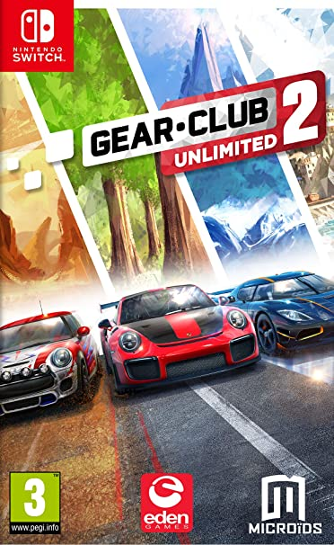 Gear Club Unlimited 2: Amazon.es: Videojuegos