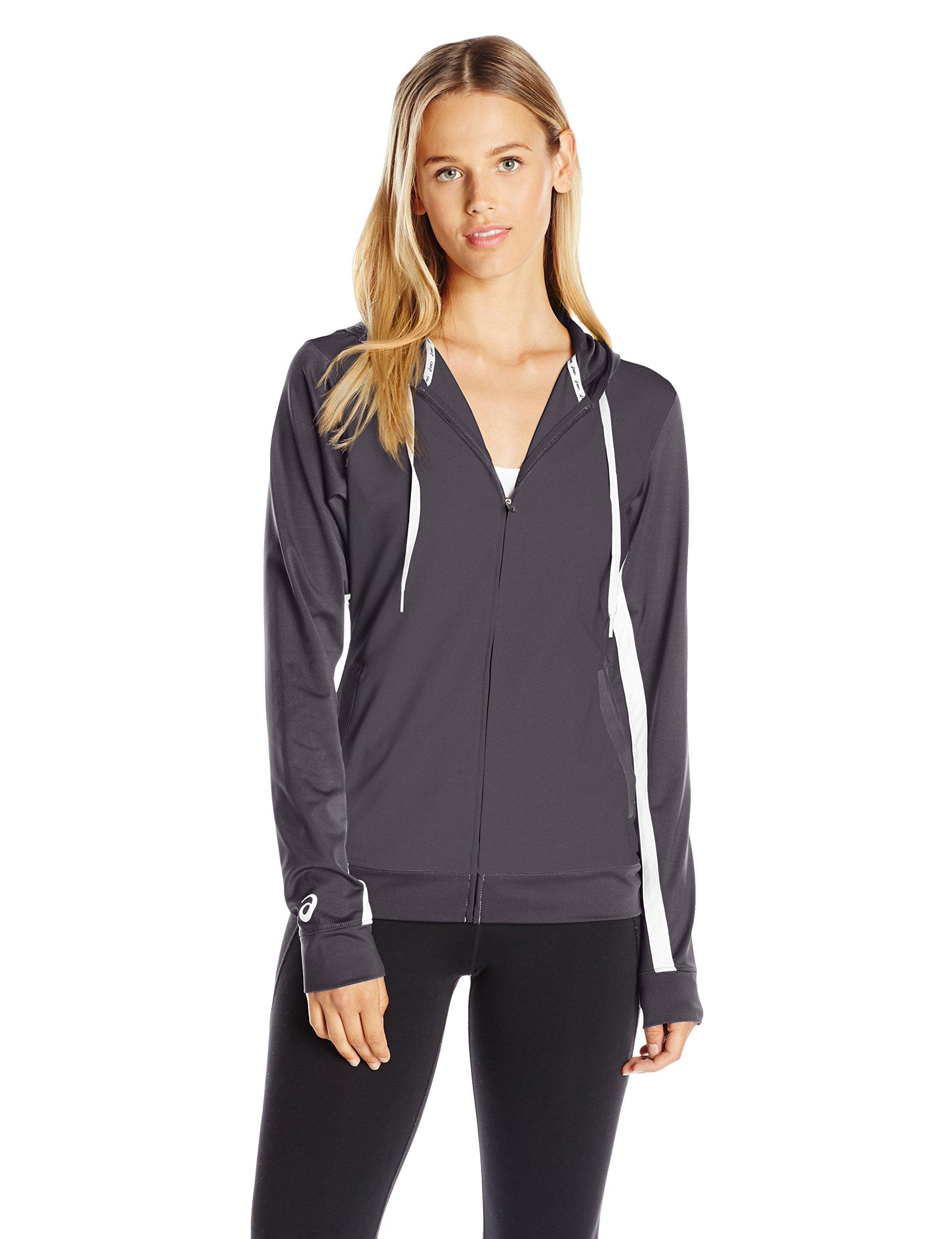 ASICS LANI Jacket, Steel Grey, Large