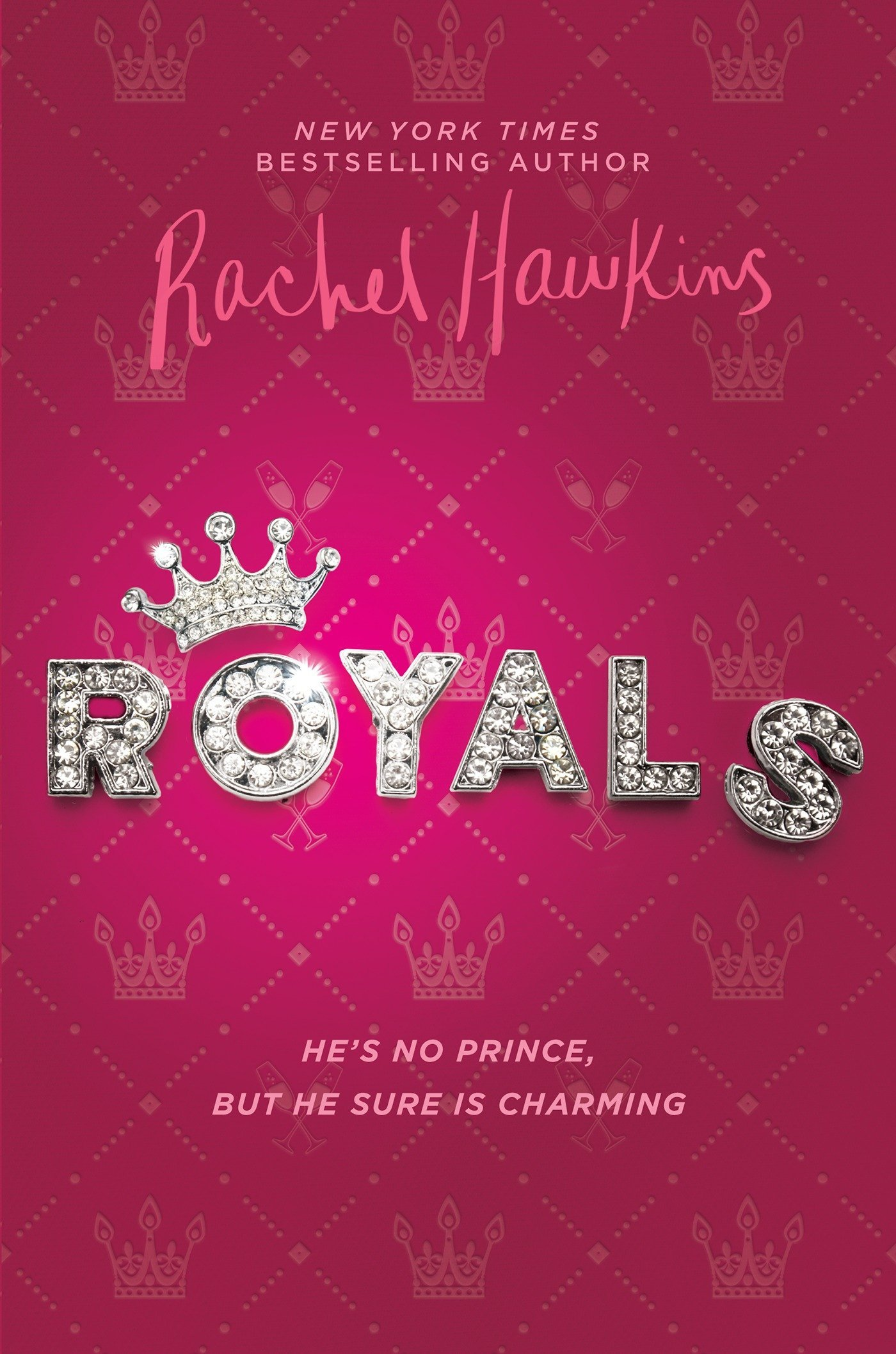 Image result for royals by rachel hawkins