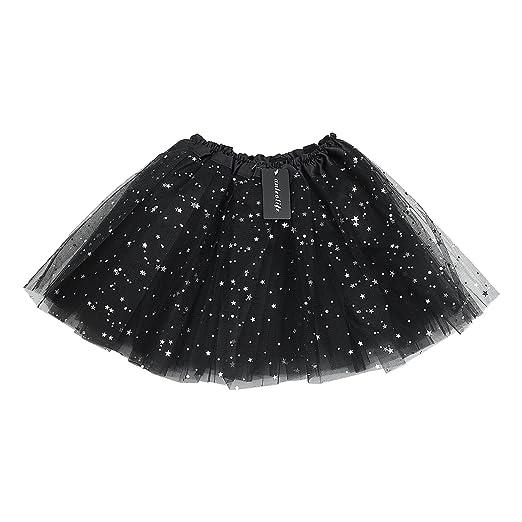 Anleolife 12 quot  Baby Girls Fluffy Birthday Tutu Skirt Girls Princess  Pettiskirt Ballet Dance Tutu Dress 31fca372d5e4