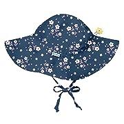i play. Girls  Baby Brim Sun Protection Hat 8b3e2c35aff0