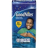 Goodnites Underwear for Boys, Jumbo Pack, Large/Extra Large, 11 Count (Packaging May Vary)