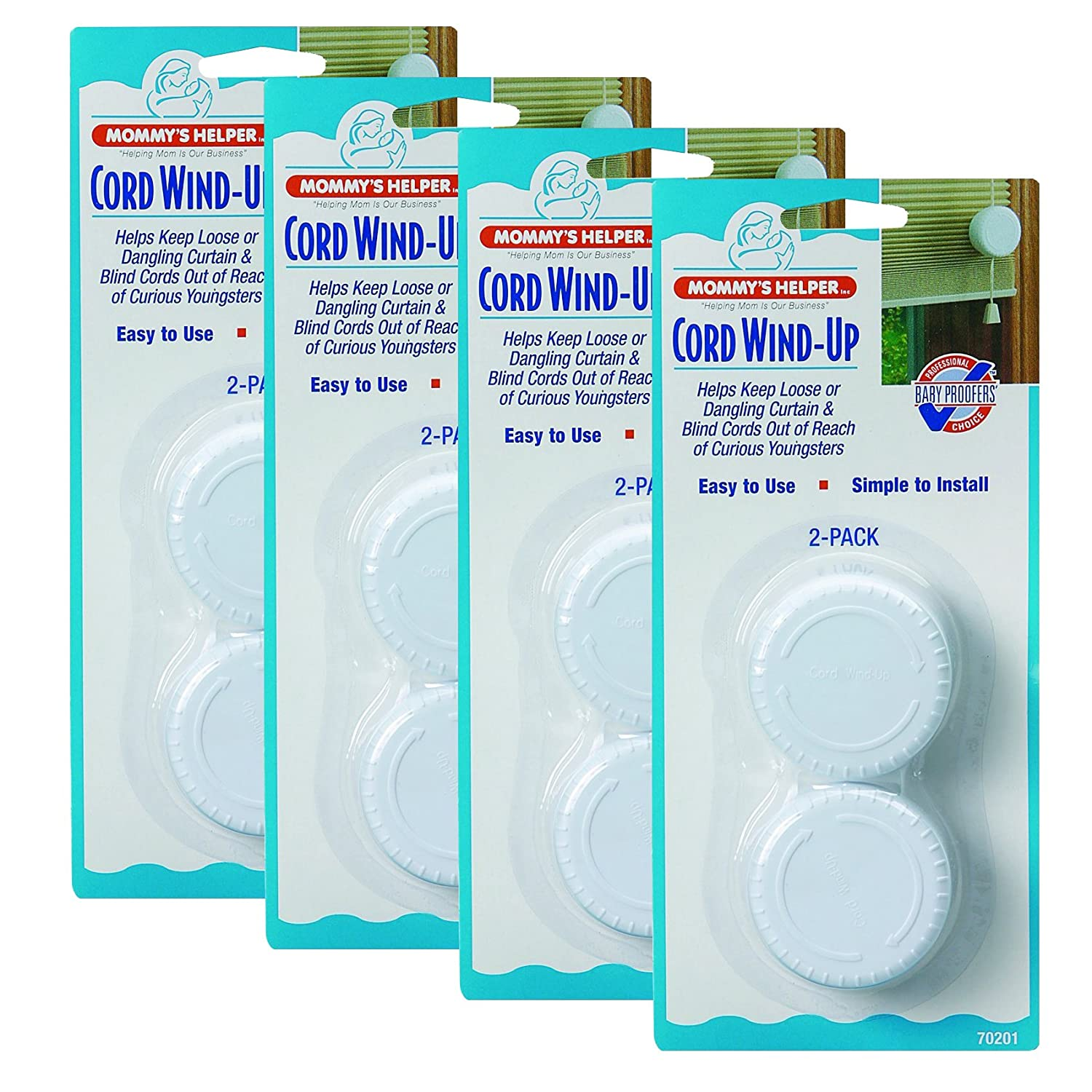 Mommy's Helper Cord Wind-Up - 8 Count