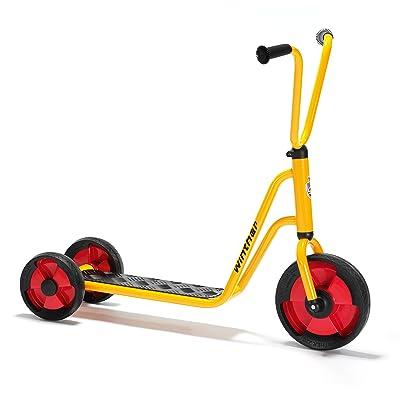 """Winther WIN588 3 Wheel Scooter Grade Kindergarten to 1, 10.24"""" Height, 12.99"""" Wide, 28.94"""" Length: Industrial & Scientific"""