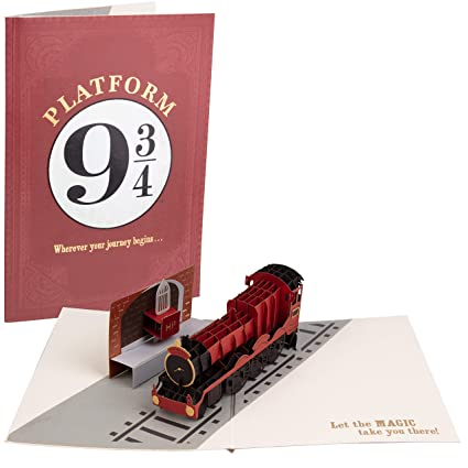 ab3d3b1055b Image Unavailable. Image not available for. Color  Harry Potter Hogwarts  Express Platform 9 3 4 ...