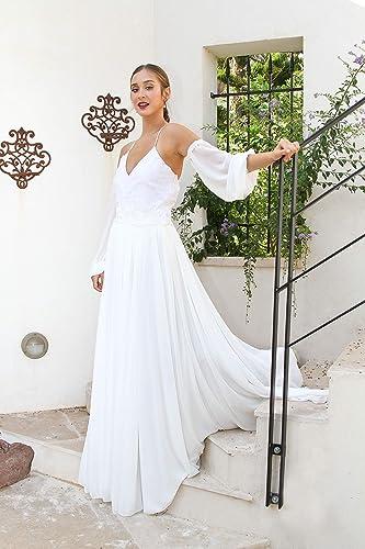 c5d6c9fdde5 Amazon.com  Wedding Dress